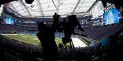 Super Bowl-stadion i Minneapolis Matt Slocum / TT / NTB Scanpix