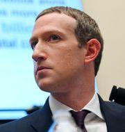 Facebooks vd Mark Zuckerberg. Erin Scott / TT NYHETSBYRÅN