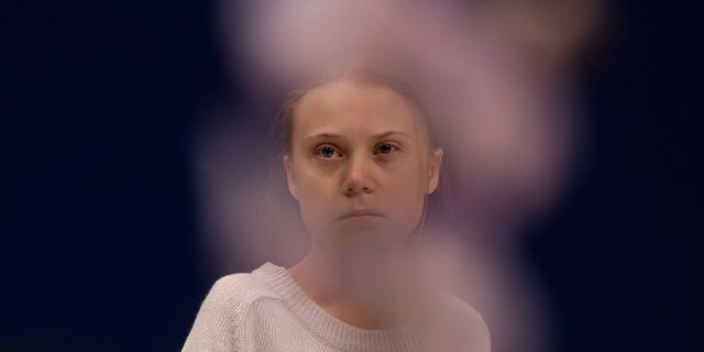 Greta Thunberg Paul White / TT NYHETSBYRÅN
