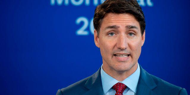 Justin Trudeau. SEBASTIEN ST-JEAN / AFP