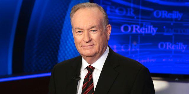 Bill O'Reilly Richard Drew / TT / NTB Scanpix