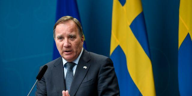 Stefan Löfven. ALI LORESTANI/TT / TT NYHETSBYRÅN