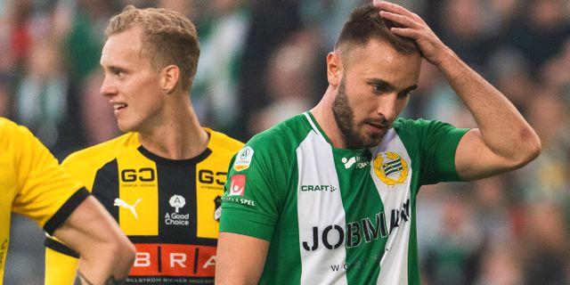 Muamer Tankovic (höger). LUDVIG THUNMAN / BILDBYRÅN