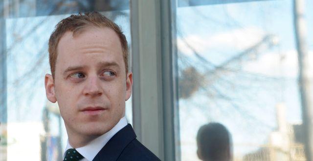 Gustav Kasselstrand.  Janerik Henriksson / TT / TT NYHETSBYRÅN