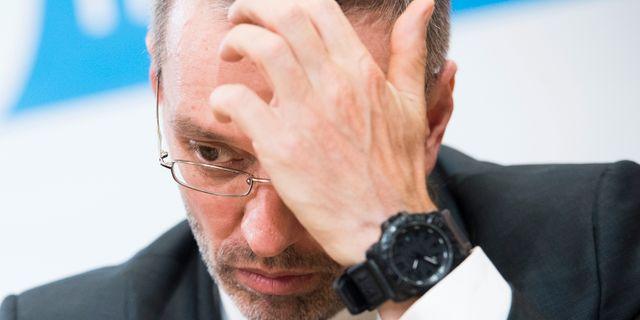 Herbert Kickl Michael Gruber / TT NYHETSBYRÅN