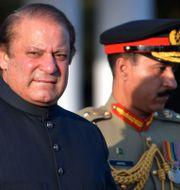 Nawaz Sharif  AAMIR QURESHI / AFP