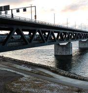 Öresundsbron. Johan Nilsson / TT / TT NYHETSBYRÅN