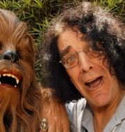 Peter Mayhew spelade Chewbacca när det begav sig. Mark Ashman/AP