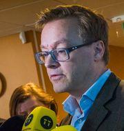 Henrik Braconier, chefsekonom på FI. JONAS EKSTRÖMER / TT / TT NYHETSBYRÅN