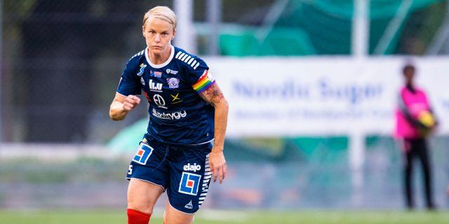 Nilla Fischer NICLAS JÖNSSON / BILDBYRÅN