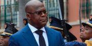 Félix Tshisekedi. STRINGER / AFP
