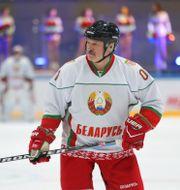 Belarus president Aleksandr Lukasjenko. Arkiv. Andrei Pokumeiko / TT NYHETSBYRÅN