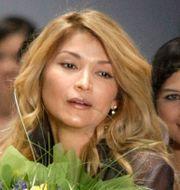 Arkivbild: Gulnara Karimova, dotter till Uzbekistans diktator Islam Karimov.  Mikhail Metzel / TT / NTB Scanpix