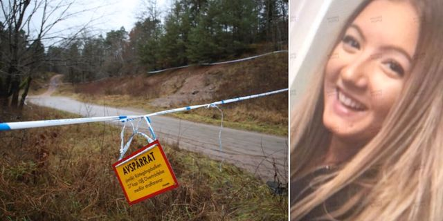 Wilma Andersson. Privat/Missing People