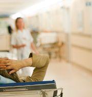 Arkivbild från ett annat sjukhus. Personerna på bilden har ingenting med artikeln att göra.  LEIF R JANSSON / TT / TT NYHETSBYRÅN