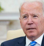 USA:s president Joe Biden.   Susan Walsh / TT NYHETSBYRÅN