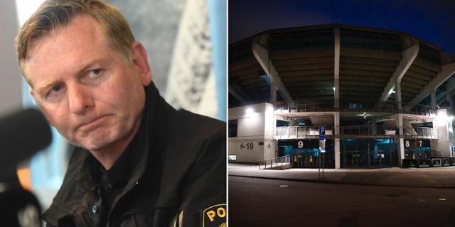 Fredrik Gårdare. TT.
