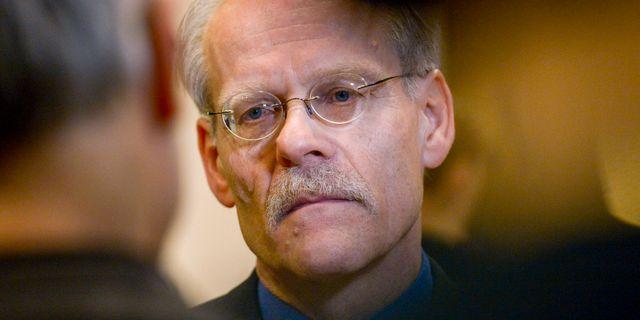 Stefan Ingves. JANERIK HENRIKSSON / TT / TT NYHETSBYRÅN