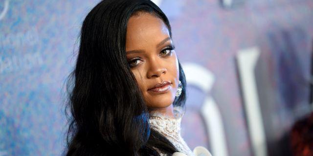 Rihanna. Evan Agostini / TT NYHETSBYRÅN