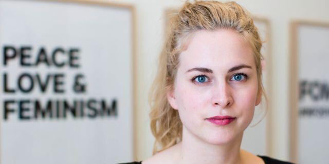 Clara Berglund.  Lena Hammar / pressbild.