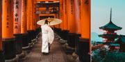 Drygt 100 buddhistiska tempel i Japan öppnar nu sina dörrar och hyr ut rum för första gången någonsin, tack vare en lagändring som trädde i kraft i somras. Pexels