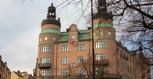 LO-borgen på Norra bantorget i Stockholm. Martina Holmberg / TT / TT NYHETSBYRÅN