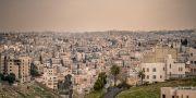 Huvudstaden Amman i Jordanien. Heiko Junge / TT NYHETSBYRÅN