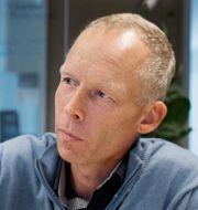 Johan Rockström, professor i jordsystemvetenskap vid universitetet i Potsdam.  Maja Suslin/TT / TT NYHETSBYRÅN