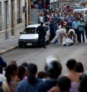 Arkivbild. Mord i Honduras.  Moises Castillo / TT NYHETSBYRÅN
