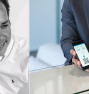 Kristoffer Cassel, vd och grundare. Pressbild/Shutterstock