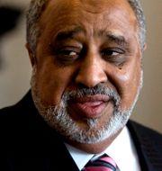 Preem-grundaren och SPE-ägaren Mohammed al-Amoudi. PONTUS LUNDAHL / TT / / TT NYHETSBYRÅN