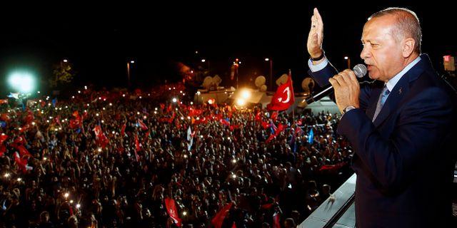 Turkiet pressas om demokrati
