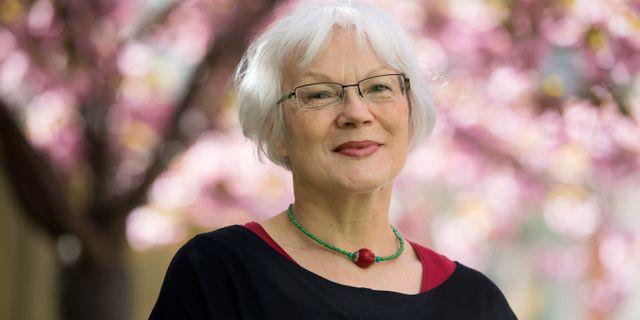 Britta Marakatt-Labba. Maja Suslin / TT / TT NYHETSBYRÅN
