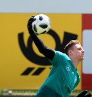 Bernd Leno. MIGUEL MEDINA / AFP