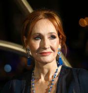 J.K Rowling.  Joel C Ryan / TT NYHETSBYRÅN