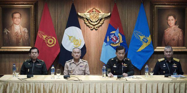 Splittrat thailand gar till val