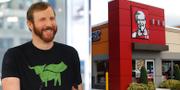 Beyond Meats vd Ethan Brown / En KFC-restaurang.  TT