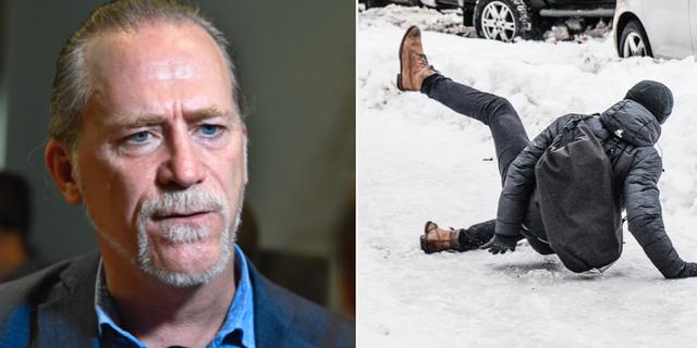 Trafikborgarrådet Daniel Helldén (MP) TT