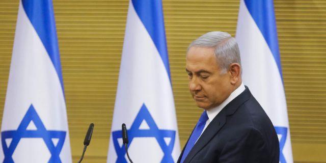 Benjamin Netanyahu MENAHEM KAHANA / AFP