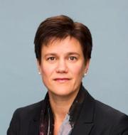 Carola Lavén. Pressbild och TT.