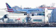 En Boeing 737 Max 8 från flygbolaget American Airlines SHANNON STAPLETON / TT NYHETSBYRÅN