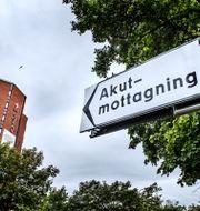 S:t Görans akutmottagning Tomas Oneborg / SvD / TT / TT NYHETSBYRÅN