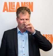 Kommunstyrelsens ordförande Axel Josefson (M) Thomas Johansson/TT / TT NYHETSBYRÅN