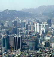 Seoul. Ahn Young-joon / SCANPIX