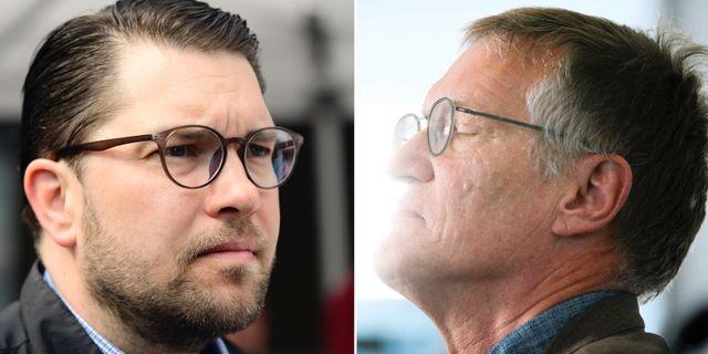 Jimmie Åkesson/Anders Tegnell TT