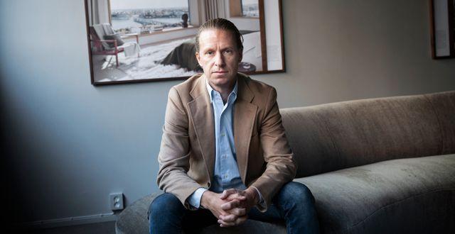 Oscar Engelbert. Malin Hoelstad/SvD/TT / TT NYHETSBYRÅN