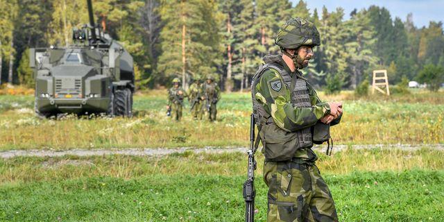 Arkivbild. Jonas Ekströmer/TT / TT NYHETSBYRÅN