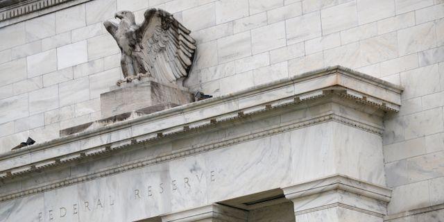 Federal Reserve Patrick Semansky / TT NYHETSBYRÅN