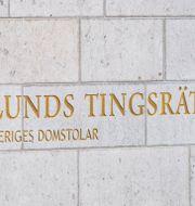 Lunds tingsrätt.  Johan Nilsson/TT / TT NYHETSBYRÅN