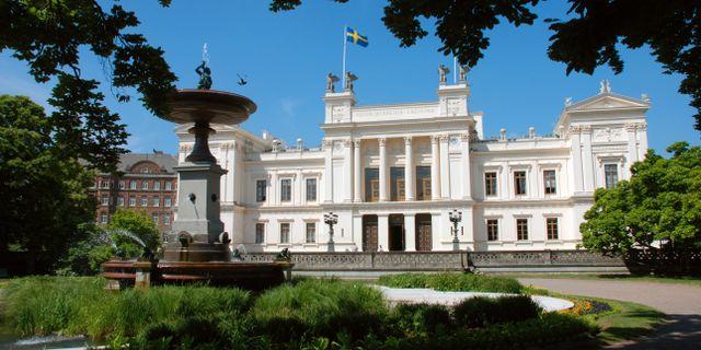 Universitetet i Lund. Arkivbild. JOHAN NILSSON / TT NYHETSBYRÅN